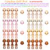 Lipgloss Pixel Doll Base by zara-leventhal
