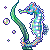 Free Seahorse Avatar by zara-leventhal