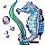 Free Seahorse Avatar by zara-leventhal