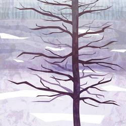 Winter by zara-leventhal