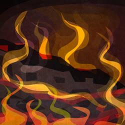 Fireplace by zara-leventhal