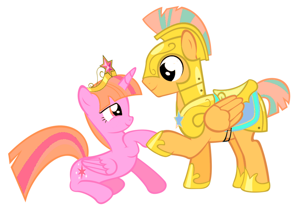 Love For Pinkilight Spark And Flash Firesparkle by twilightsparklepower