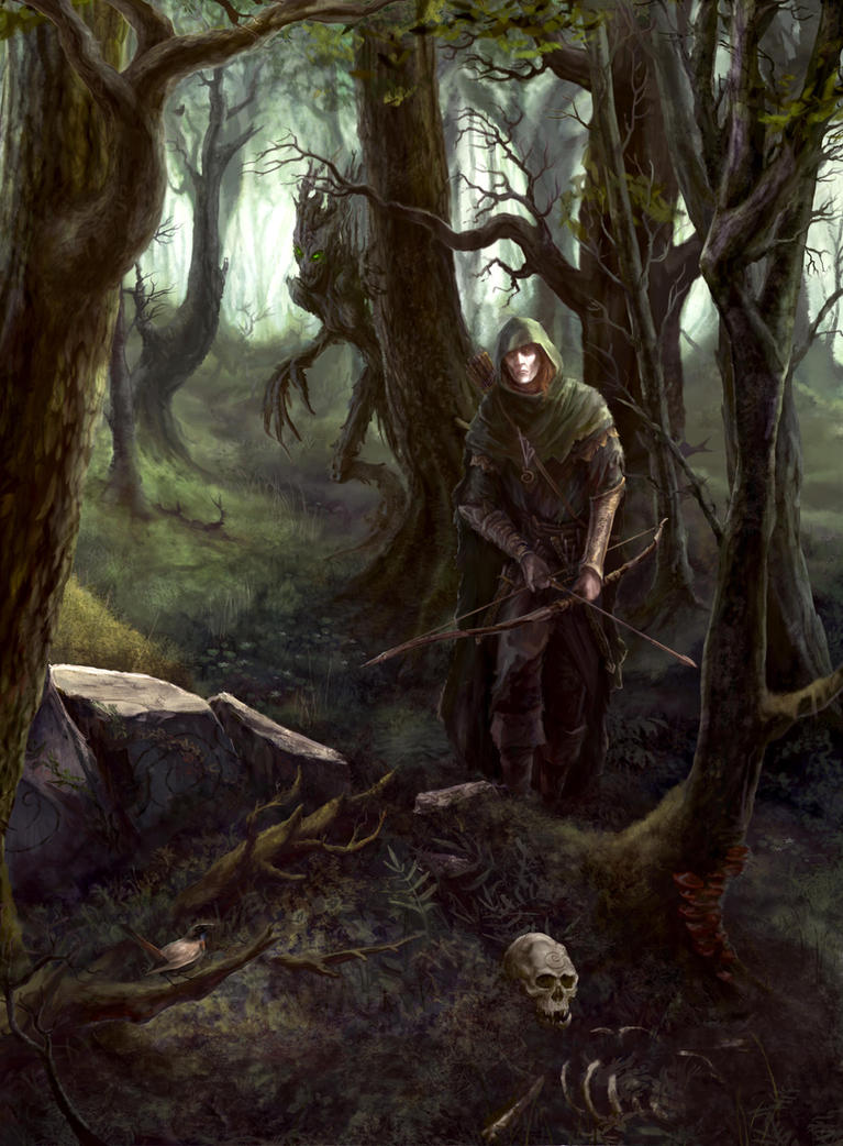 Defenders of the Forest by Undermound