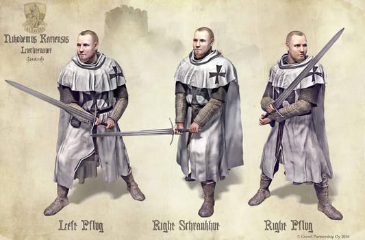 Liechtenauer Guards