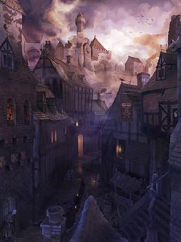 City of Grim and Dark