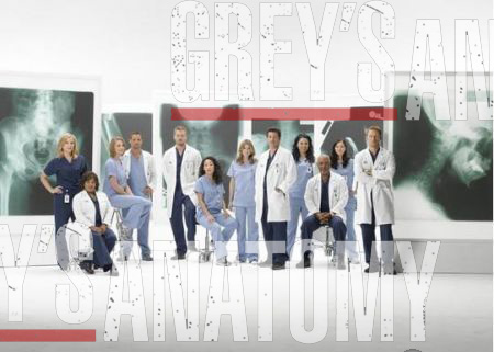 Grey's Anatomy cast by tonksgiuly on DeviantArt