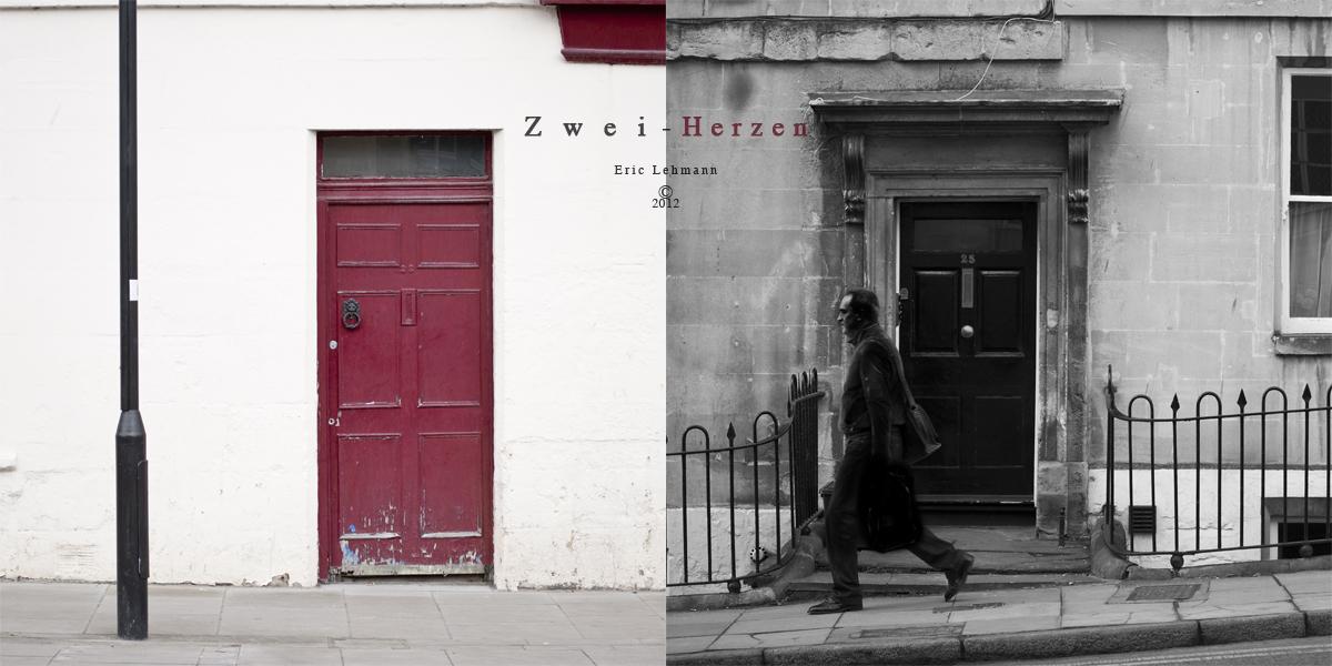 Zwei Herzen by Czino