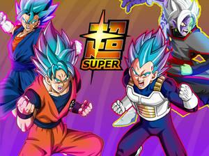 (Credit to artists) Dragon Ball Super