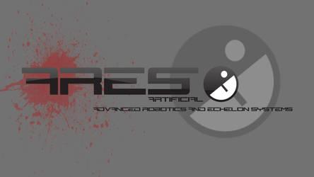 ARES Artificial Desktop Wallpaper by Pathogen-David