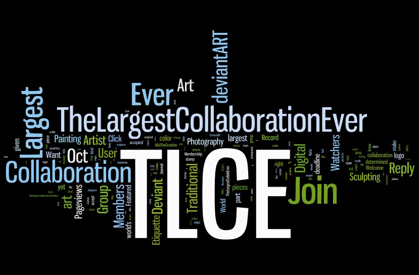 TLCE - Wordle No 3 by mondspeer