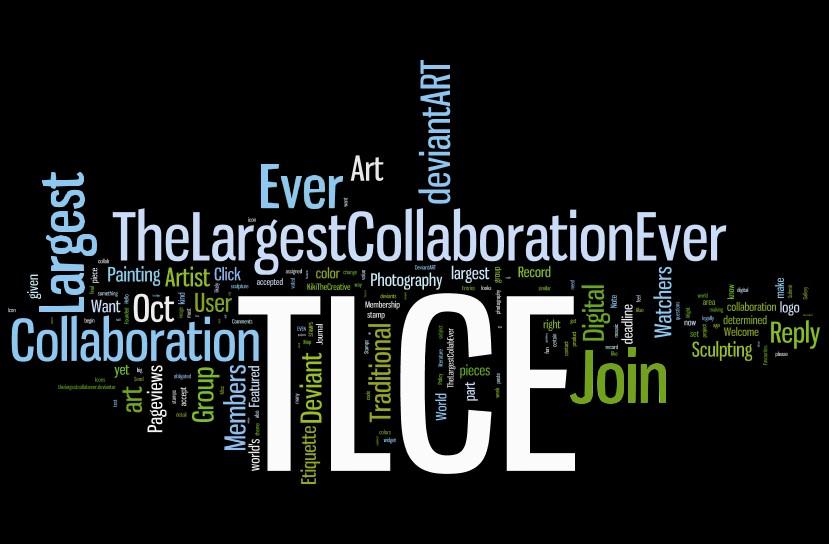 TLCE - Wordle No 3 by mondspeer