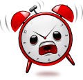 Smiling Objects - Alarm Clock (emotee) by mondspeer