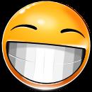 New Smiley: Big Grin (emotee) by mondspeer