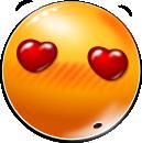 New Smiley: So in Love (emotee) by mondspeer