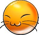 New Smiley: Happy Cat (emotee)