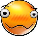 New Smiley: Embarassed (emotee) by mondspeer