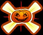 Flying Pumpkin (emotee) by mondspeer