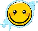 Graffiti Smiley: Basic (emotee) by mondspeer