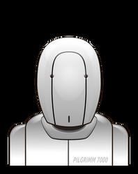 Pilgrim 7000 robot by mondspeer