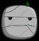 Little Stone Face - Emotee (updated) by mondspeer