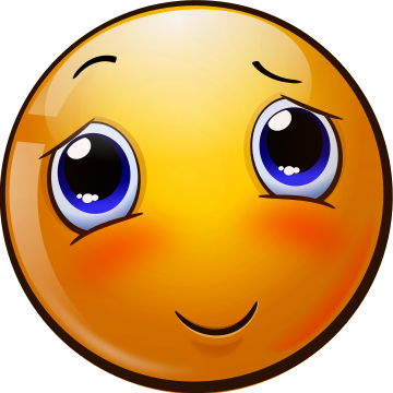 Blush Smiley