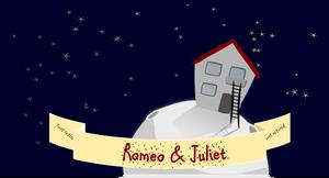 Fan Mashup: Romeo 'n Juliet - on the moon by mondspeer