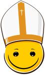 Little Pope Emotee by mondspeer