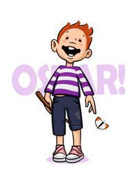 For Oskar
