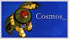 cosmos stamp by Tugera