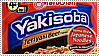 Yakisoba Teriyaki- stamp by Tugera