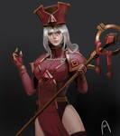 Whitemane, High Inquisitor