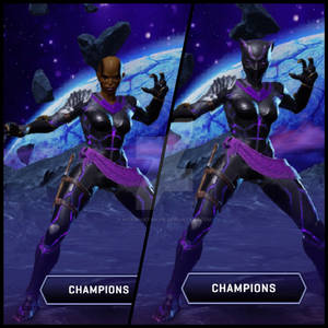Realm of Champions My Black Panther
