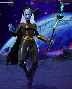 Realm of Champions Lady Storm 1