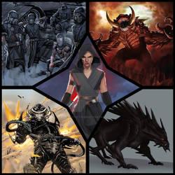 Game of Stars Rey Targaryen 1