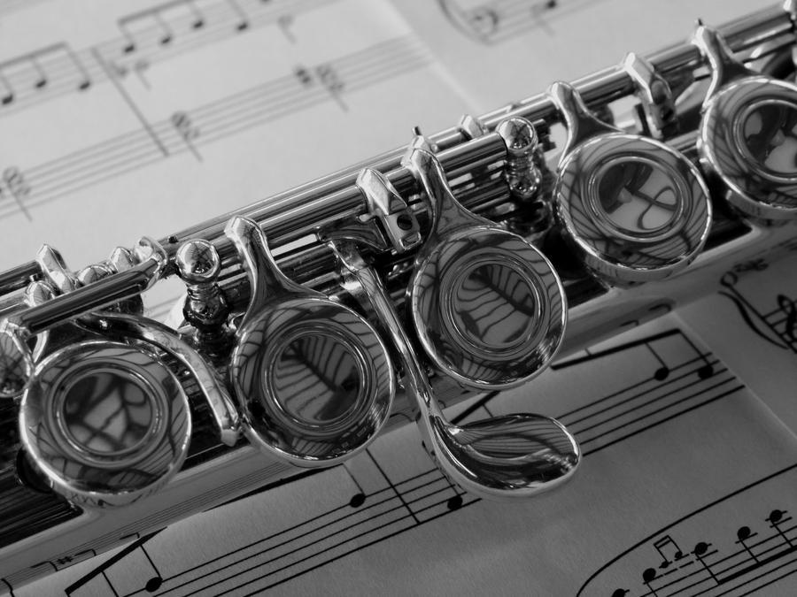 Flute Keys by rhubarbandcustard12