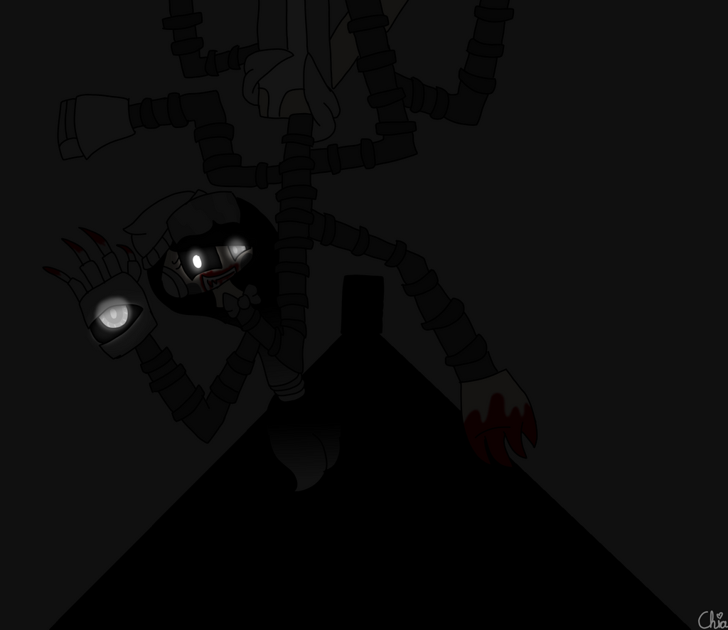 She's coming for you... by HerrenLovesFNAF