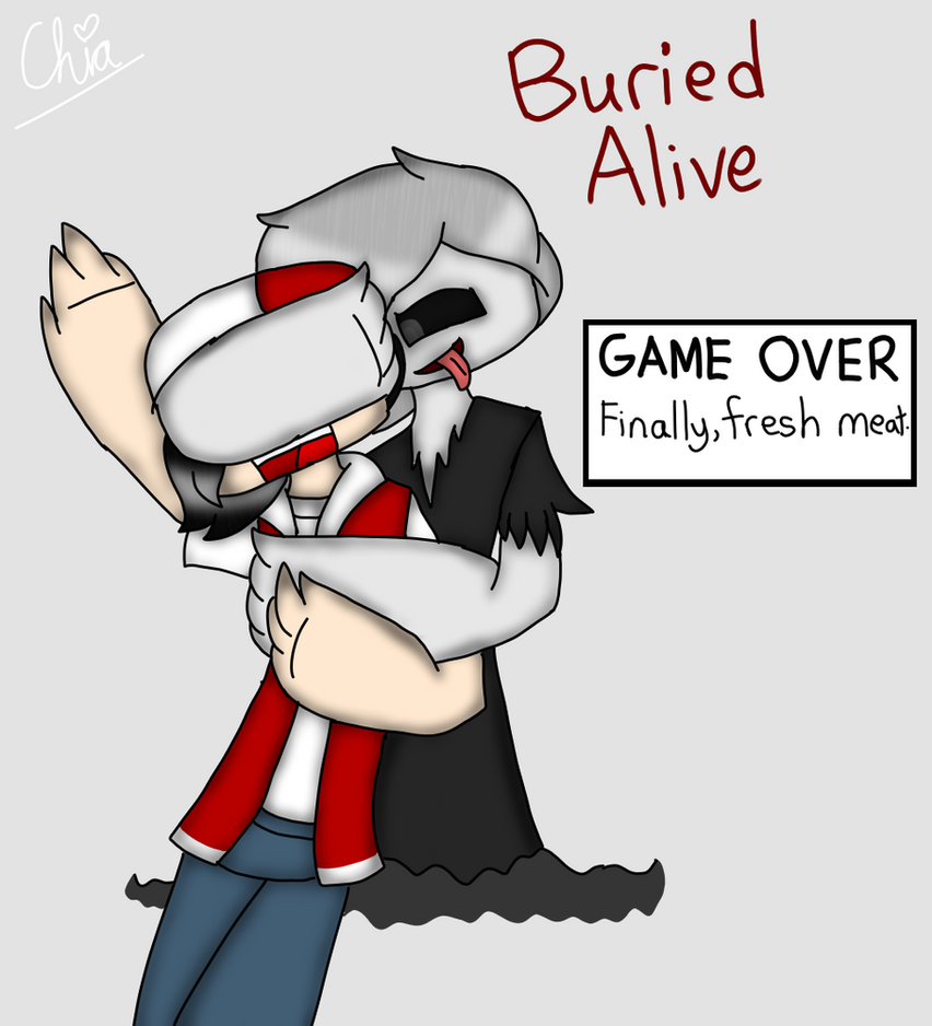 Pokepasta #7-Buried Alive by HerrenLovesFNAF