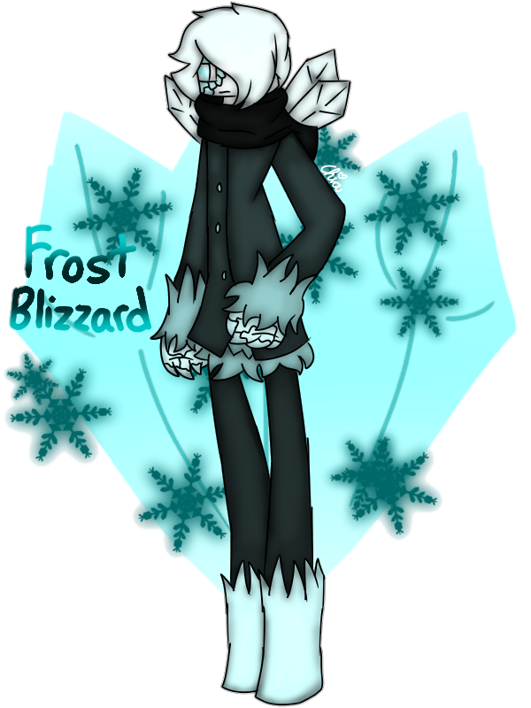 [OC]-Frost Blizzard by HerrenLovesFNAF