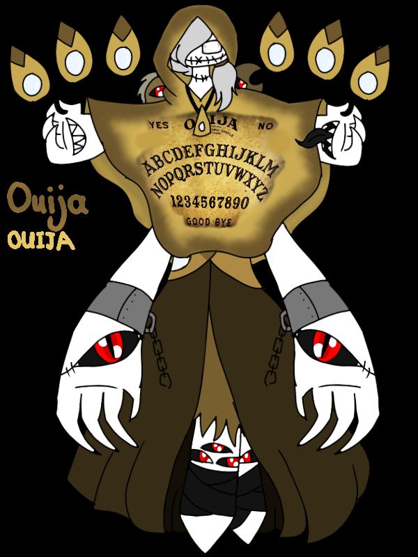 [Horror Classics]-Ouija by HerrenLovesFNAF
