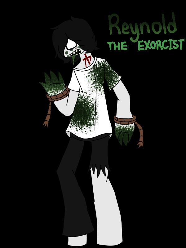 [Horror Classics]-The Exorcist by HerrenLovesFNAF