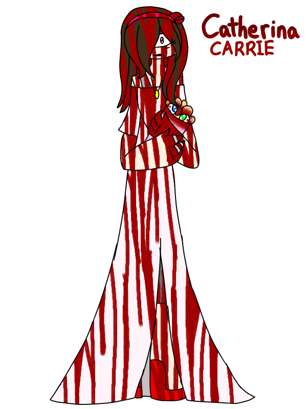 [Horror Classics]-Carrie by HerrenLovesFNAF