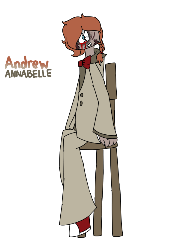 [Horror Classics]-Annabelle by HerrenLovesFNAF