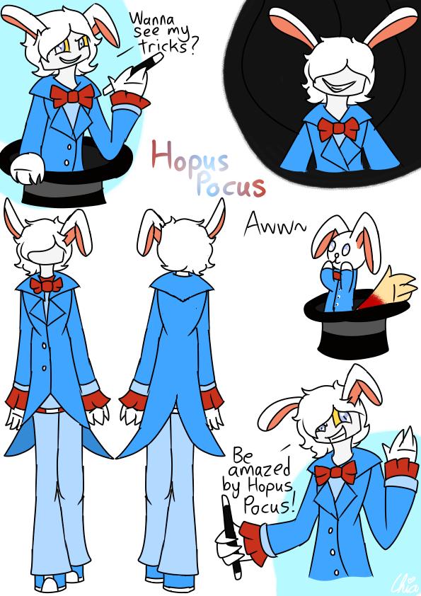 [Casino Gang]-Hopus Pocus by HerrenLovesFNAF
