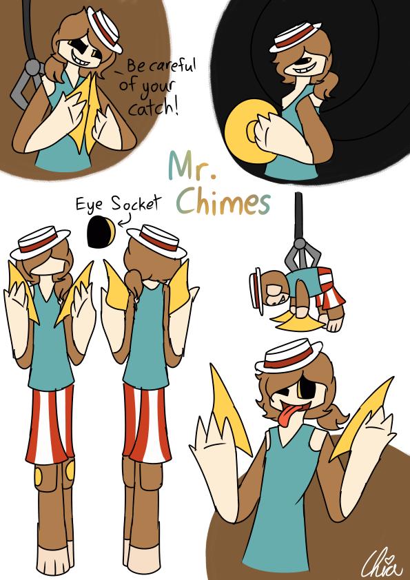 [Casino Gang]-Mr.Chimes by HerrenLovesFNAF
