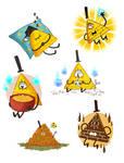 ...Triangle Cuties...