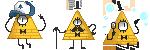 ...Bill Cipher / Icon Batch / FREE...