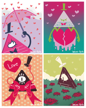 ...Triangular Valentine...