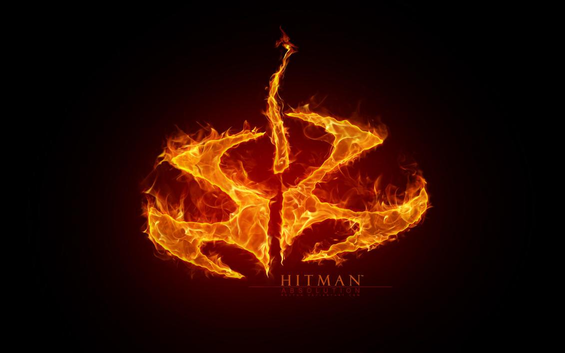HITMAN Fiery logo by REXTON ...