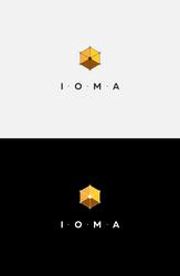 Ioma logo design