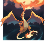 Mega Charizard Y - The rise of Lizardon